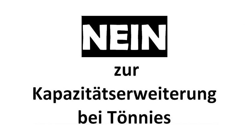 Treffen desBündnisses gegen die Tönnies-Erweiterung am 28.01.2018