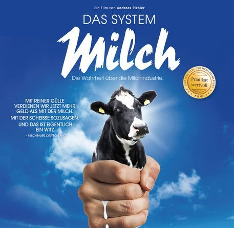 """Der Film """"Das System Milch"""" Bambi-Kino Gütersloh am 13. und 15.04.18"""