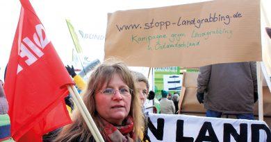 Aktionstag mit Dr. Johanna Scheringer-Wright MdL Thüringer Landtag